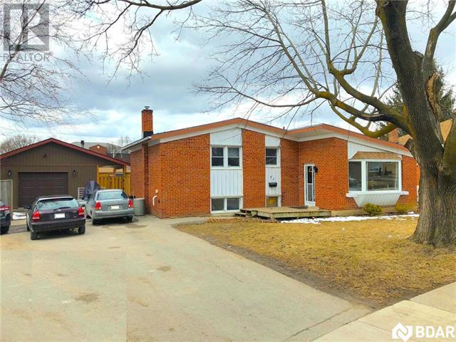 Real Estate -   71 Oakley Park Square, Barrie, Ontario -