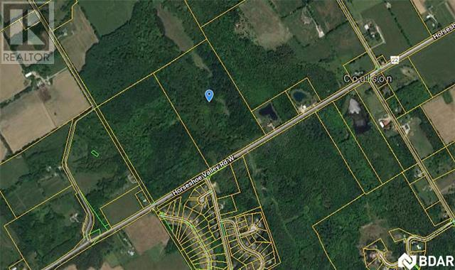Real Estate Listing   Pt Lot 1 Horseshoe Valley Road W Oro-Medonte