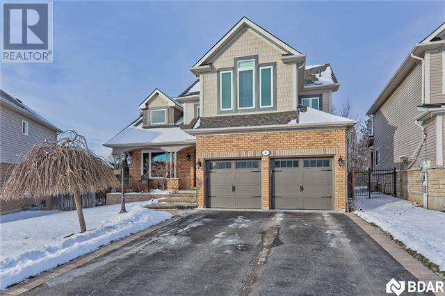 Real Estate Listing   6 STRATHMORE Place Barrie