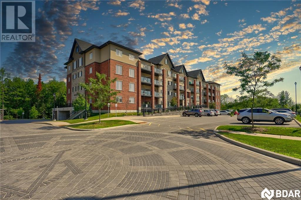 Real Estate Listing   206 -  5 GREENWICH Street Barrie