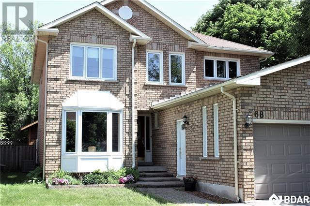 Real Estate -   68 Barwick Drive, Barrie, Ontario -